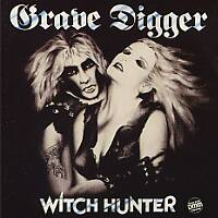 [Grave Digger Witch Hunter Album Cover]