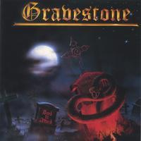 [Gravestone Back to Attack Album Cover]