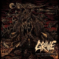 [Grave Endless Procession of Souls Album Cover]