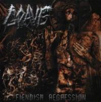 [Grave Fiendish Regression Album Cover]