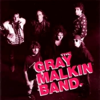 [The Gray Malkin Band Gray Malkin Band Album Cover]