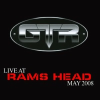 [Great Train Robbery Live At Rams Head May 2008 Album Cover]