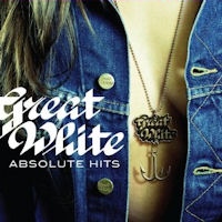 [Great White Absolute Hits Album Cover]