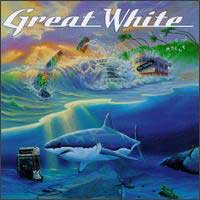[Great White Can't Get There from Here Album Cover]