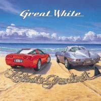 [Great White Latest and Greatest Album Cover]