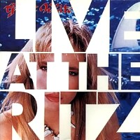 [Great White Live at the Ritz Album Cover]