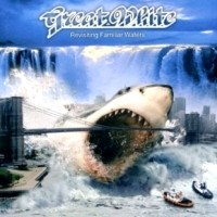 Great White Recover Album Cover