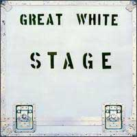 [Great White Stage Album Cover]