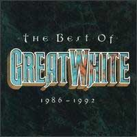 [Great White The Best Of Great White 1986-1992 Album Cover]