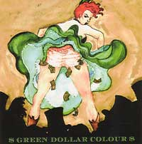 Green Dollar Colour Green Dollar Colour Album Cover
