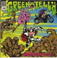 [Green Jello Cereal Killer Soundtrack Album Cover]