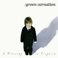 [Green Carnation A Blessing in Disguise Album Cover]