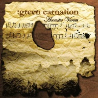 [Green Carnation The Acoustic Verses Album Cover]