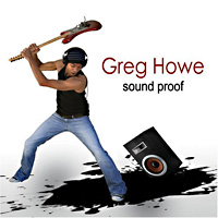[Greg Howe Sound Proof Album Cover]