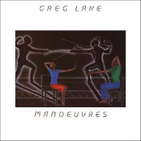 [Greg Lake Manoeuvres Album Cover]