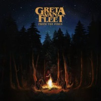 [Greta Van Fleet From the Fires Album Cover]