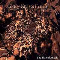 [Grey Skies Fallen The Fate of Angels Album Cover]