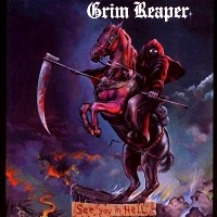 Grim Reaper See You In Hell Album Cover