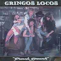 Gringos Locos Punch Drunk Album Cover