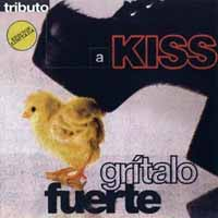 [Tributes Gritalo Fuerte - Tributo a Kiss Album Cover]