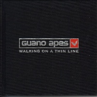 Guano Apes Walking on a Thin Line Album Cover