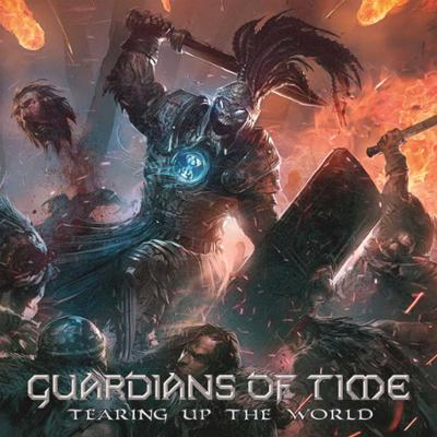 [Guardians of Time Tearing Up the World Album Cover]