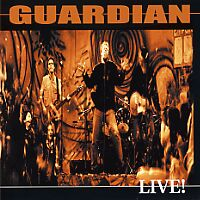 [Guardian Live! Album Cover]