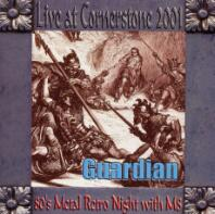 [Guardian Live at Cornerstone 2001 Album Cover]