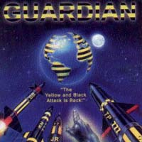 [Guardian The Yellow and Black Attack Is Back Album Cover]