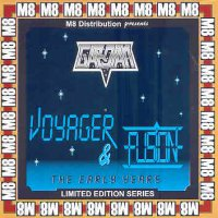 [Guardian Voyager and Fusion: The Early Years Album Cover]