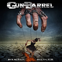 Gun Barrel Damage Dancer Album Cover