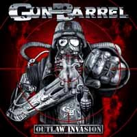 [Gun Barrel Outlaw Invasion Album Cover]