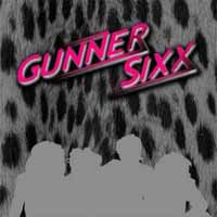 [Gunner Sixx Rockin' in the City  Album Cover]