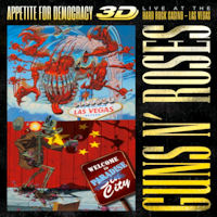[Guns N' Roses Appetite For Democracy Album Cover]