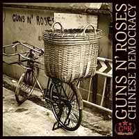 [Guns N' Roses Chinese Democracy Album Cover]