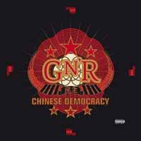 Guns N' Roses Chinese Democracy Album Cover