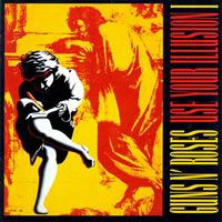 [Guns N' Roses Use Your Illusion I Album Cover]
