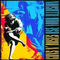 [Guns N' Roses Use Your Illusion Album Cover]