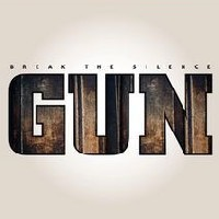 [GUN Break The Silence Album Cover]