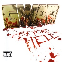[GWAR Beyond Hell Album Cover]