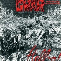 [GWAR Hell-O Album Cover]