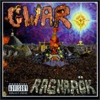 [GWAR Ragnarok Album Cover]