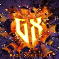 [GX Project Raze Some Hell Album Cover]