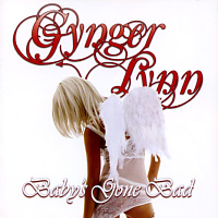 Gynger Lynn Baby's Gone Bad Album Cover