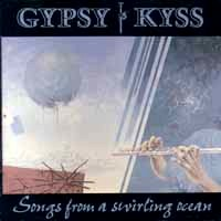 [Gypsy Kyss Songs From a Swirling Ocean Album Cover]