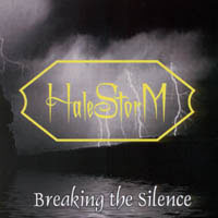 Halestorm Breaking the Silence Album Cover