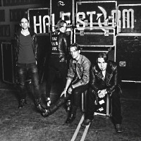 [Halestorm Into the Wild Life Album Cover]