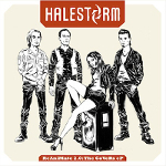 [Halestorm ReAniMate 2.0:The CoVeRs eP Album Cover]
