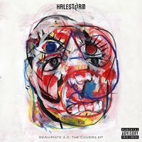 [Halestorm Reanimate 3.0: The Covers EP Album Cover]
