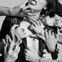 Halestorm Vicious Album Cover